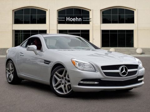 Certified Pre-Owned 2016 Mercedes-Benz SLK SLK300