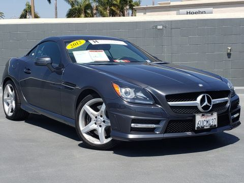 Pre-Owned 2012 Mercedes-Benz SLK SLK 350 Sport