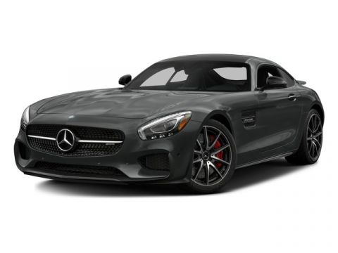 Certified Pre-Owned 2017 Mercedes-Benz AMG® GT AMG® GT S