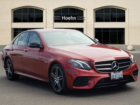 Pre-Owned 2019 Mercedes-Benz E-Class E300