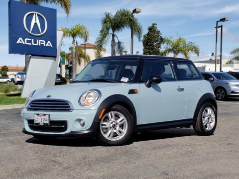 Pre-Owned 2011 MINI COOPER