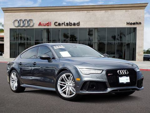 Pre-Owned 2016 Audi RS7